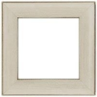 "GBFRM11 Matte Taupe Frame 8""X 8""."