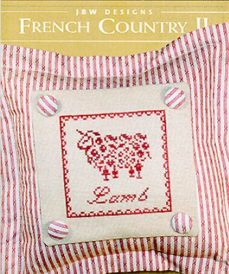 #148 French Country 11 - Lamb