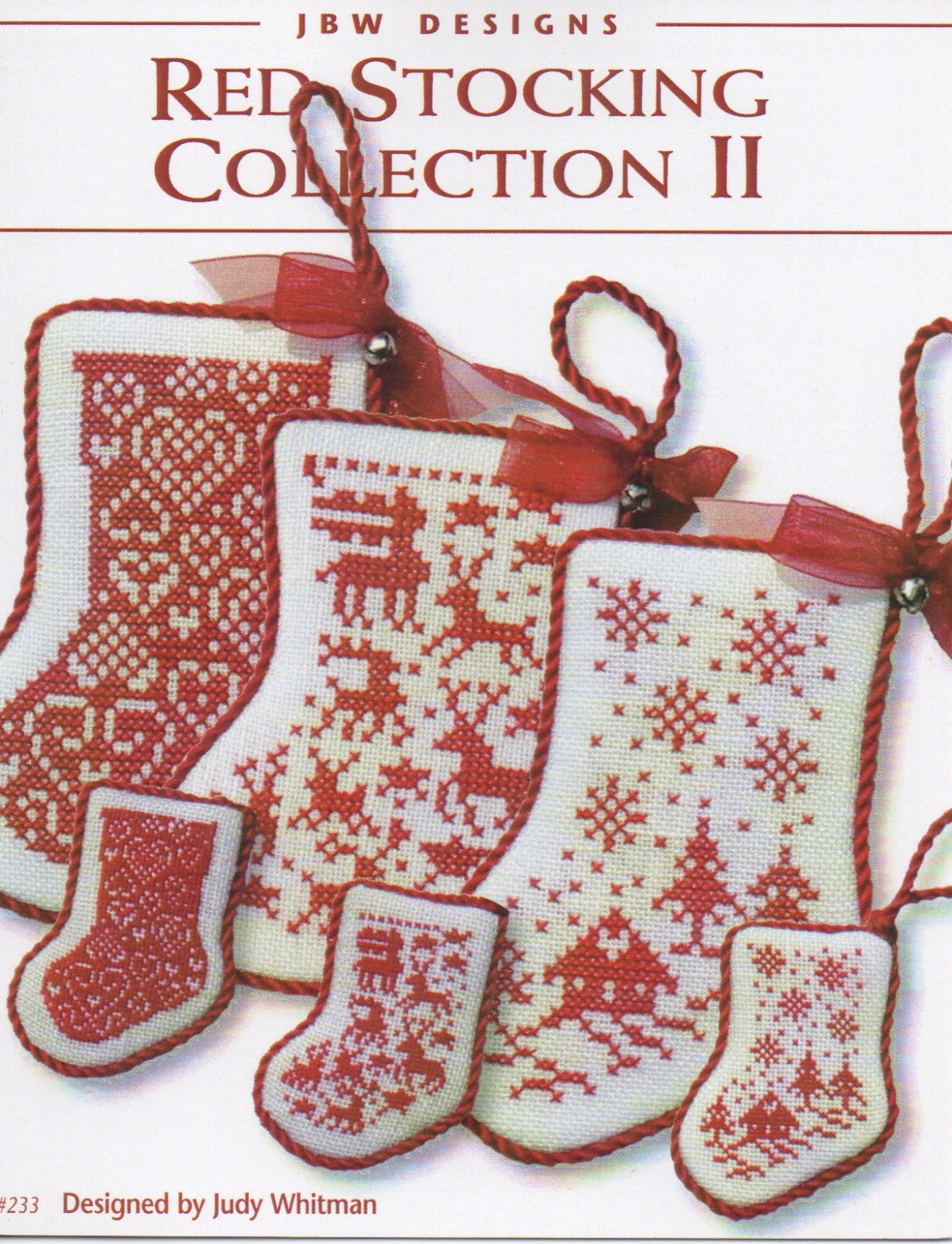 #233 Red Stocking Collection 11