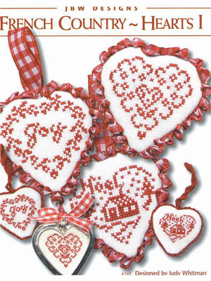 #248 French Country Hearts 1