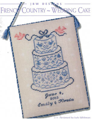 #278 French Country - Wedding Cake