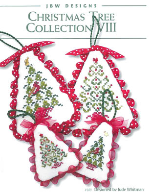 #309 Christmas Tree Collection VIII by JBW Designs