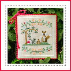 Forest Fox and Friends, Welcome to the Forest by Country Cottage Needlework