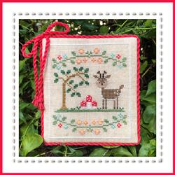 Forest Deer : Welcome to the Forest  by Country Cottage Needlework