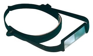 Headband Magnifier, 2.5 Magnification by Handy
