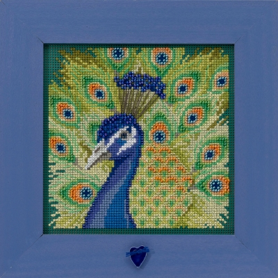 MH14-2016 Proud Peacock